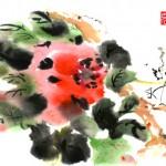 #118 CHINESE FLOWER 5
